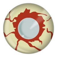 Blood Shot Halloween Contact Lenses