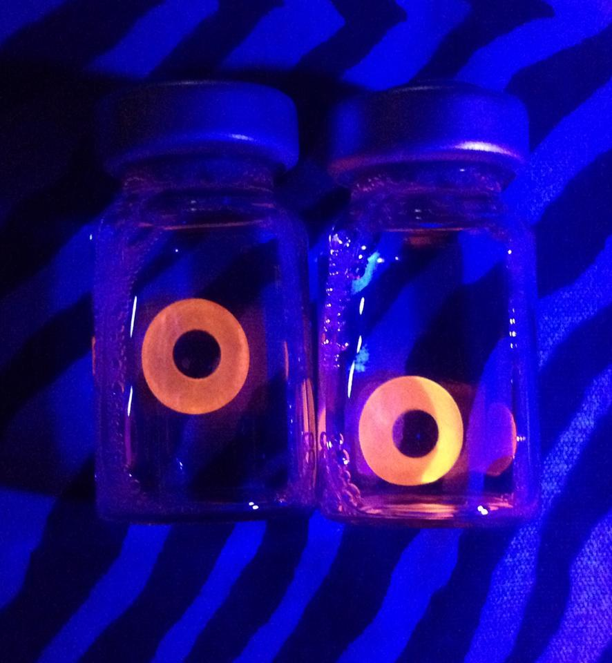 Red Eye Contacts Halloween