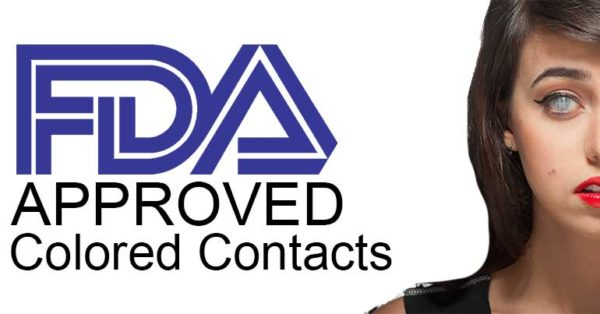 FDA Approved Colored Eye Contacts Photo