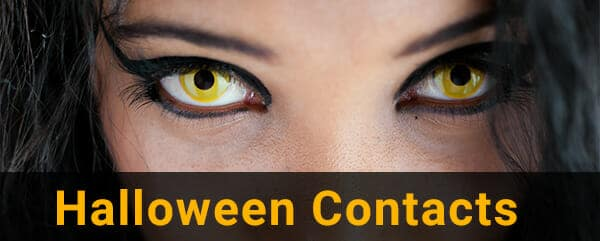 Buy Halloween Colored Contact Lenses
